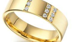 кольцо 585 пробы
