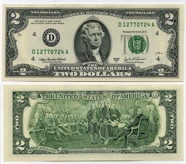2 доллара 1976 года цена продам