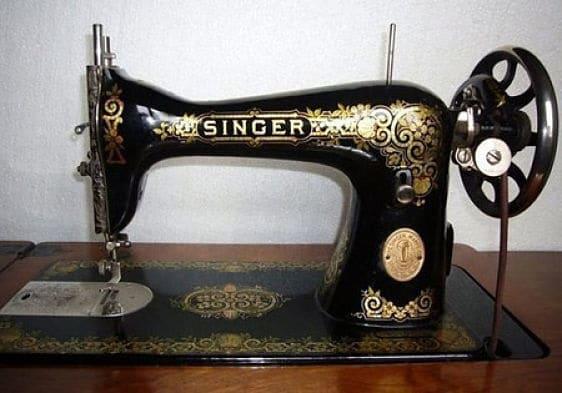 Зингер швейная машина