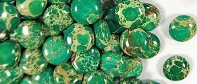 Зеленая яшма